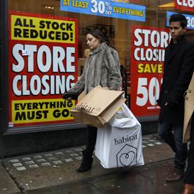 Habitat shop on Regent Street (R)