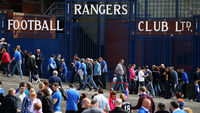 The 'wretched saga' of Rangers Football Club. (Getty)
