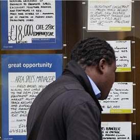 Nick Clegg is inviting charities and business to bid for a pot of £126m to get unemployed 16 and 17-year-olds into employment or education. (Reuters)
