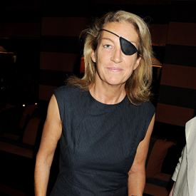 The award-winning British journalist, Marie Colvin, is reported to have been killed in a shell attack in the Syrian city of Homs. (Reuters)