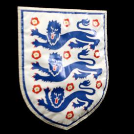 England football team badge (Getty)