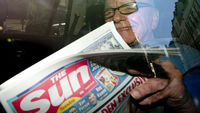 Rupert Murdoch has launched the first edition of the Sun on Sunday, attempting to fill the hole left by the loss of the News of the World.