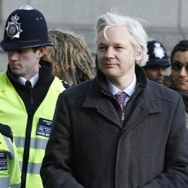 Whistleblower website, Wikileaks, says it has released a cache of more than 5 million e-mails from US global security company, Stratfor. (Reuters)