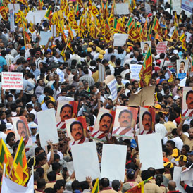 Sri Lanka - Getty
