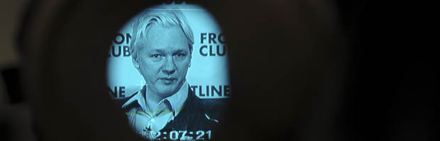 WikiLeaks, Anonymous and the 'shadow CIA'.