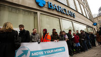 Leading bank, Barclays, is implicated in a