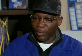 Pierre Bamu talks to Channel 4 News about the tragic death of his 15-year-old son Kristy, who was tortured and killed by relatives over witchcraft.