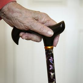 Elderly - Getty