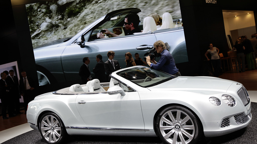 Bentley Car Sales Soar As China Exports Double Channel 4