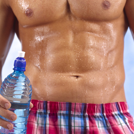 Belly up: why men don't like their bodies