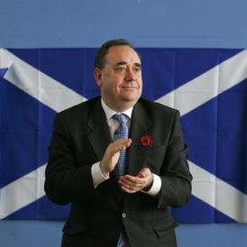 Alex Salmond - Reuters