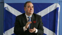 Alex Salmond faces an SNP rebellion over Nato membership (Reuters)