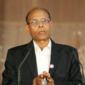 Moncef Marzouki - Reuters