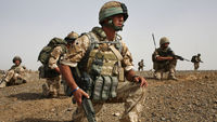 As the UK records its 400th military casuality since the start of the Afghanistan engagement in 2001, we examine the explanations and justifications for Britain's continuing presence. (Getty)