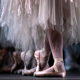 The pressure of ballet (Getty)