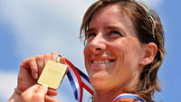 Triple Olympic medallist Katherine Grainger (Getty)