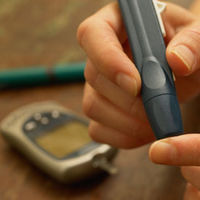 Thousands of diabetics face having their  driving licences revoked because of a European directive on hypoglycaemic - or low blood sugar - attacks (Getty)