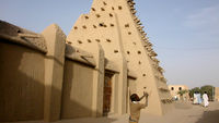 International outrage grows at the destruction of Timbuktu's cherished mosques and mausoleums - but it time running out for Mali's historic landmarks?