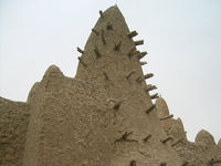 Timbuktu was a capital of Islamic spiritualism and intellectualism within Africa in the 15th and 16th centuries.