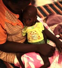 Children at risk in South Sudanese refugee camps (Channel 4 News)