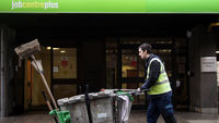 UK unemployment falls for fourth month