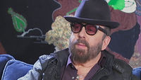 Dave Stewart of the Eurythmics (ITN)