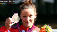 Olympic Silver medal cyclist Lizzie Armitstead (Getty)