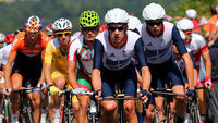 Bradley Wiggins switched to road racing after the Beijing Olympics
