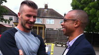 Beckham on Paralympics, racism and Olympic flame