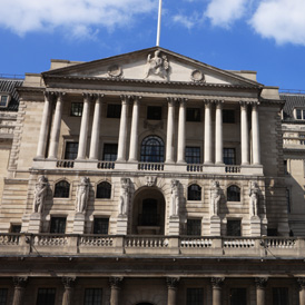 Bank of England decides against more QE