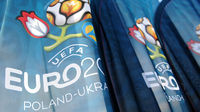 Euro 2012 logo. (Getty)