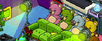 One woman posed in Habbo Hotel as an 11-year-old - and was shocked at what she found.