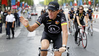 Lance Armstrong retired from cycling after winning a record seven successive Tour de France titles and is now a competitor in