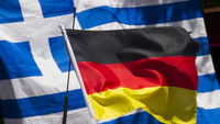 greek and german flags (reuters)