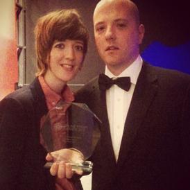 Channel 4 News FactCheck blog wins top online award.