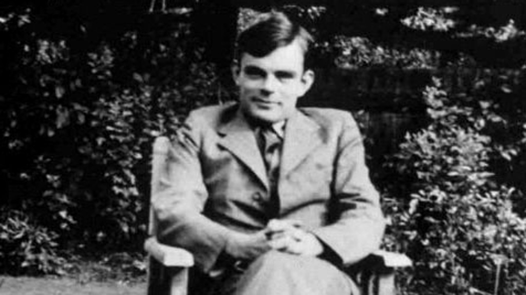 Dr Alan Turing (archive)