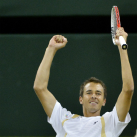 Who is Lukas Rosol? The man who knocked out Nadal