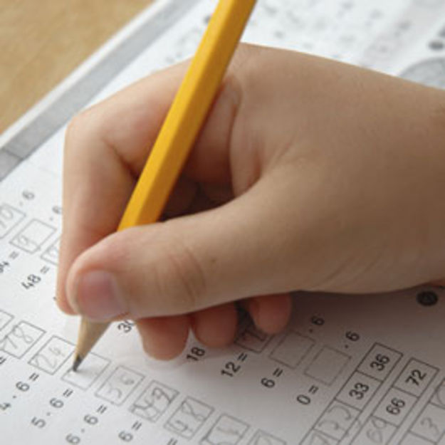 UK comapnies are having to train employees in basic maths as a report finds that millions of adults have the maths' skills of an 11 year old. Getty
