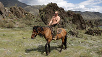 Channel 4 News Putin gallery