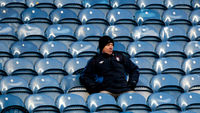 Football fans contemplate a future without Rangers