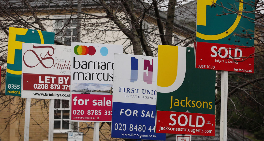 House prices mortgage property lenders