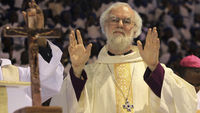 Rowan Williams leaves his post after ten years as Archbishop