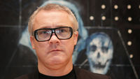 Con art? In defence of Damien Hirst. (Getty)