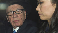 MPs investigating phone hacking at the News of the World say News Corporation chairman Rupert Murdoch showed 'wilful blindness' to what was going on at his media empire. (Reuters)