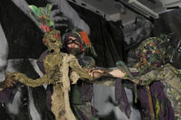 Spartacus Chetwynd: Odd Man Out, Sadie Coles, 5 May-4 June 2011. Inaugural performance, 5 May.