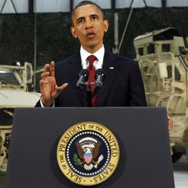 President Barack Obama (pic: Reuters)