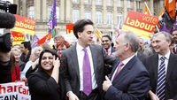 The Labour Party secures 38 per cent of the national vote and gains more than 800 council seats in UK local elections, as the public turns on the Conservative-Lib Dem coalition.
