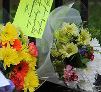 Church service held for Philpott children who died in a fire in Derbyshire (Image: Getty)