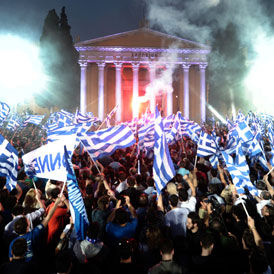 The question of how - or if - Greece, which still hasn't formed a government, will repay 436mn euros due on a floating rate note issued 10 years ago has rollicked the markets. Fund managers who hold i