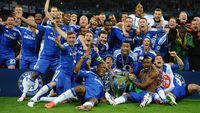 The best photos from Chelsea's nail-biting victory against Bayern Munich, which saw them win 4 - 3 on penalties